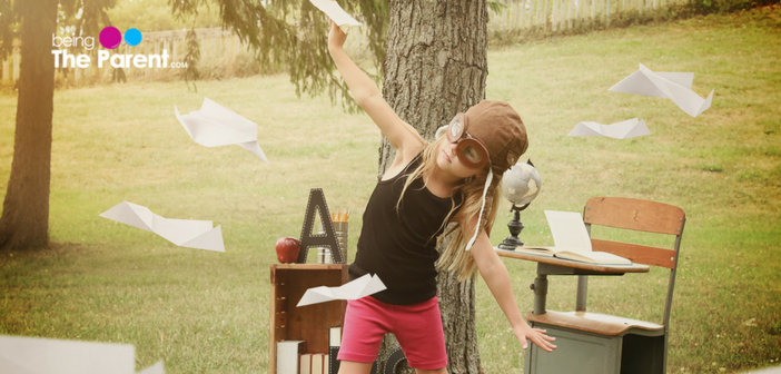 outdoor learning boosts child development