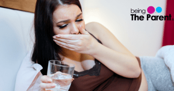How to Stop Excessive Ptyalism or Saliva During Pregnancy