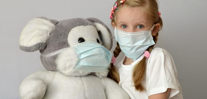 Protect your child from the bad impact of Air Pollution