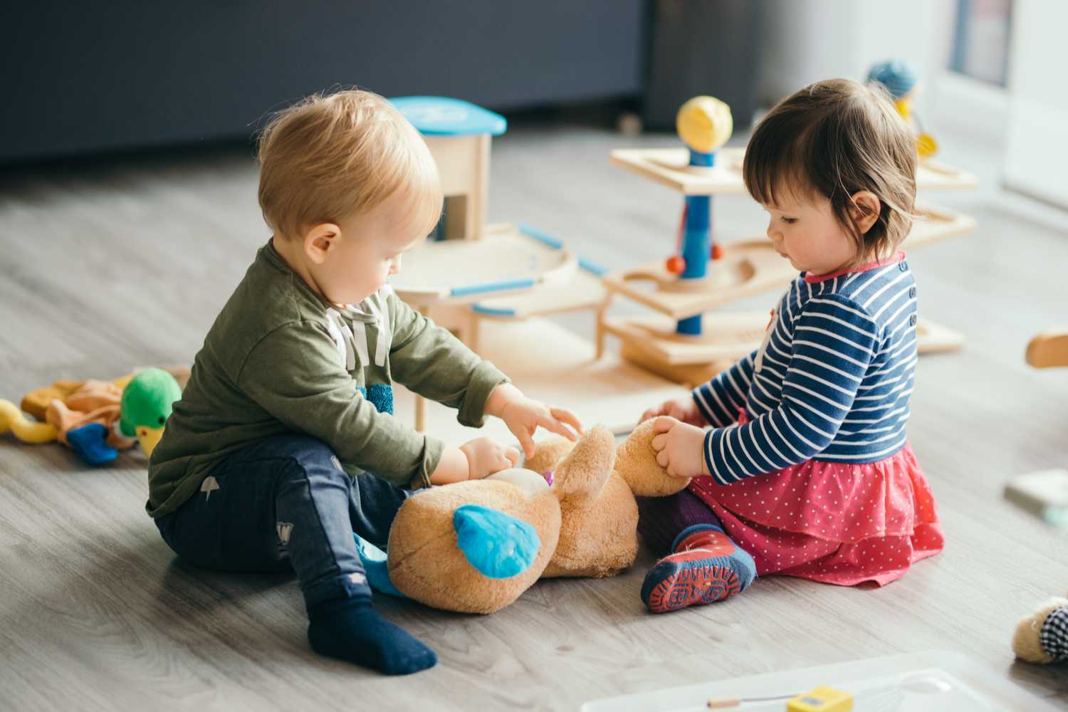 How to choose a good daycare for your little one?