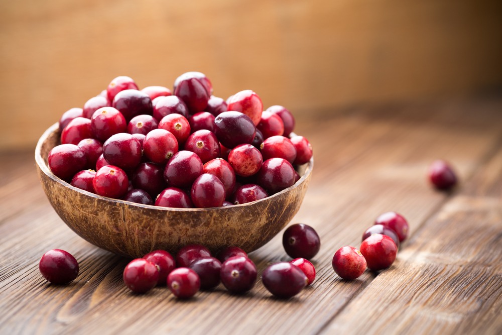 Cranberries for Babies