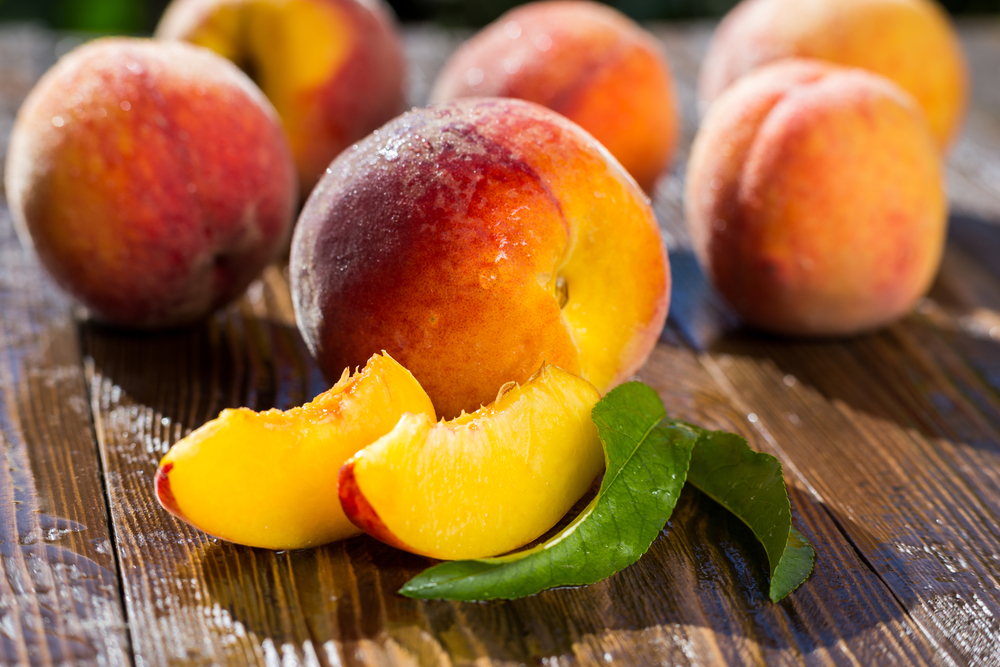 Peaches for Babies