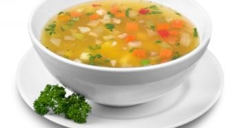 Vegetable Soup For Babies