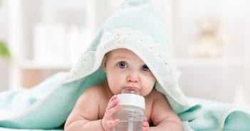Alkaline water for babies