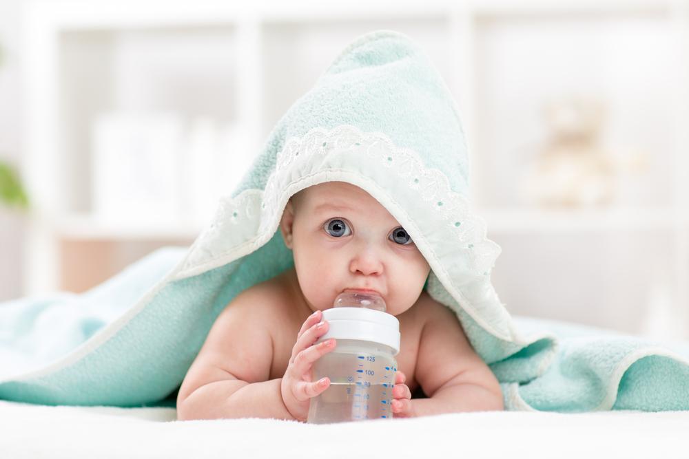 Alkaline water for babies