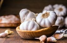 Garlic for pregnancy