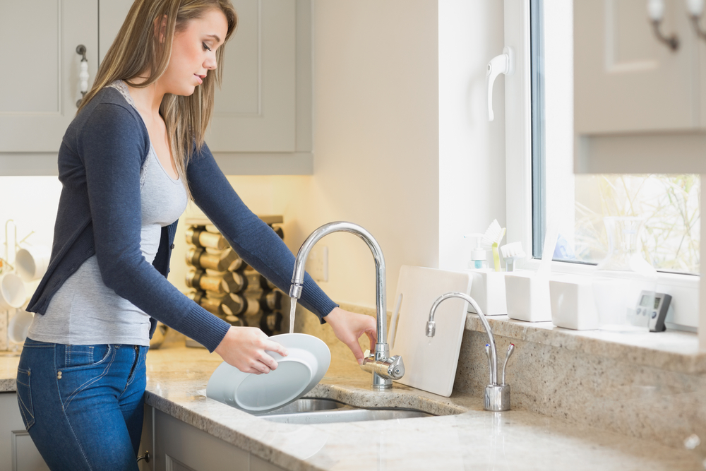 Dish Washing Keep your utensils clean