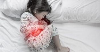 stomach upset in children