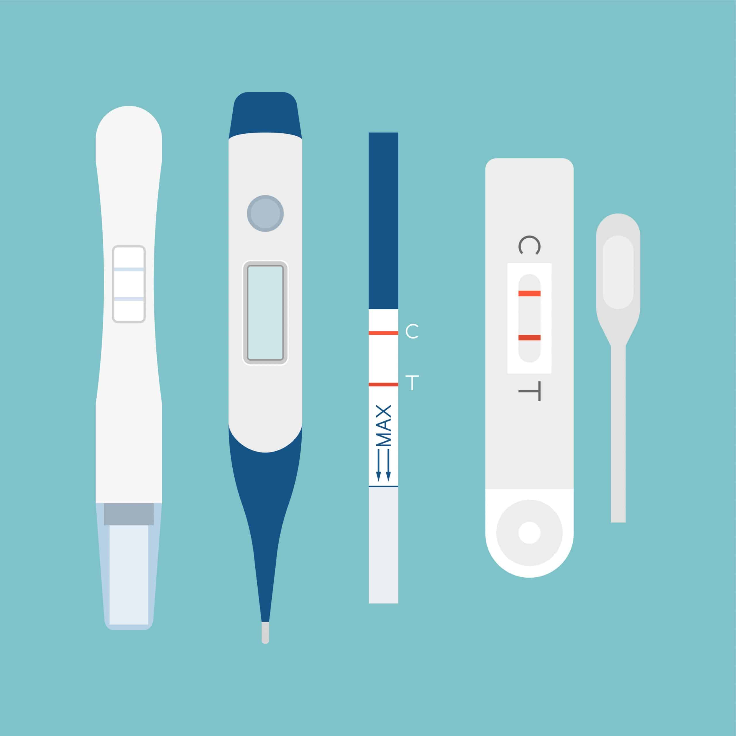6 Common Home Pregnancy Test kit in India