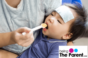 What To Feed A Baby Who Has A Fever