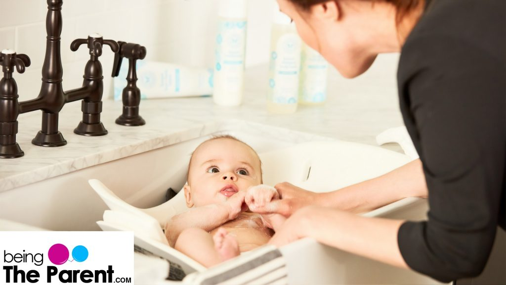 How to Tend to Your Tot After a Bath