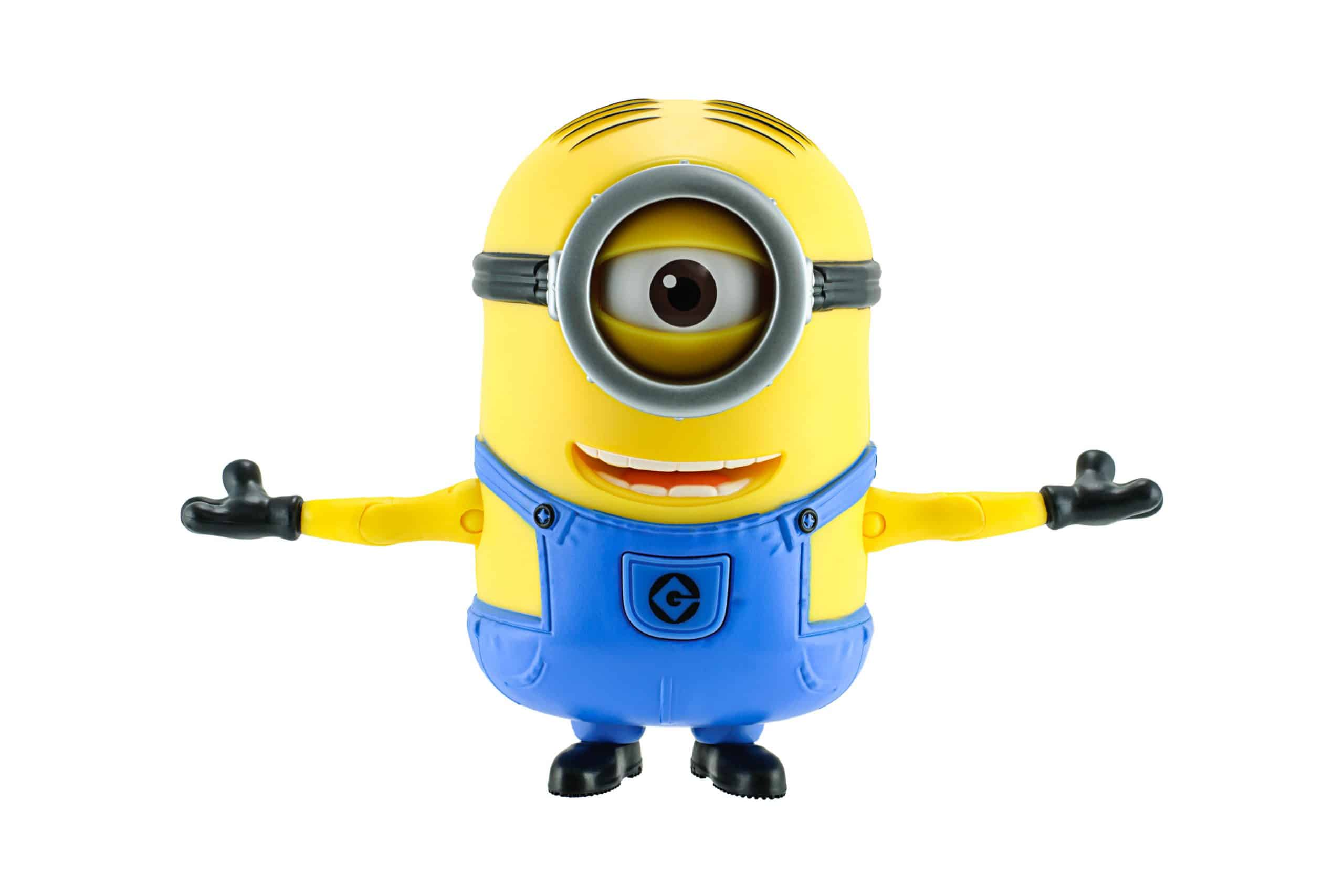 One-Eyed Minion Name