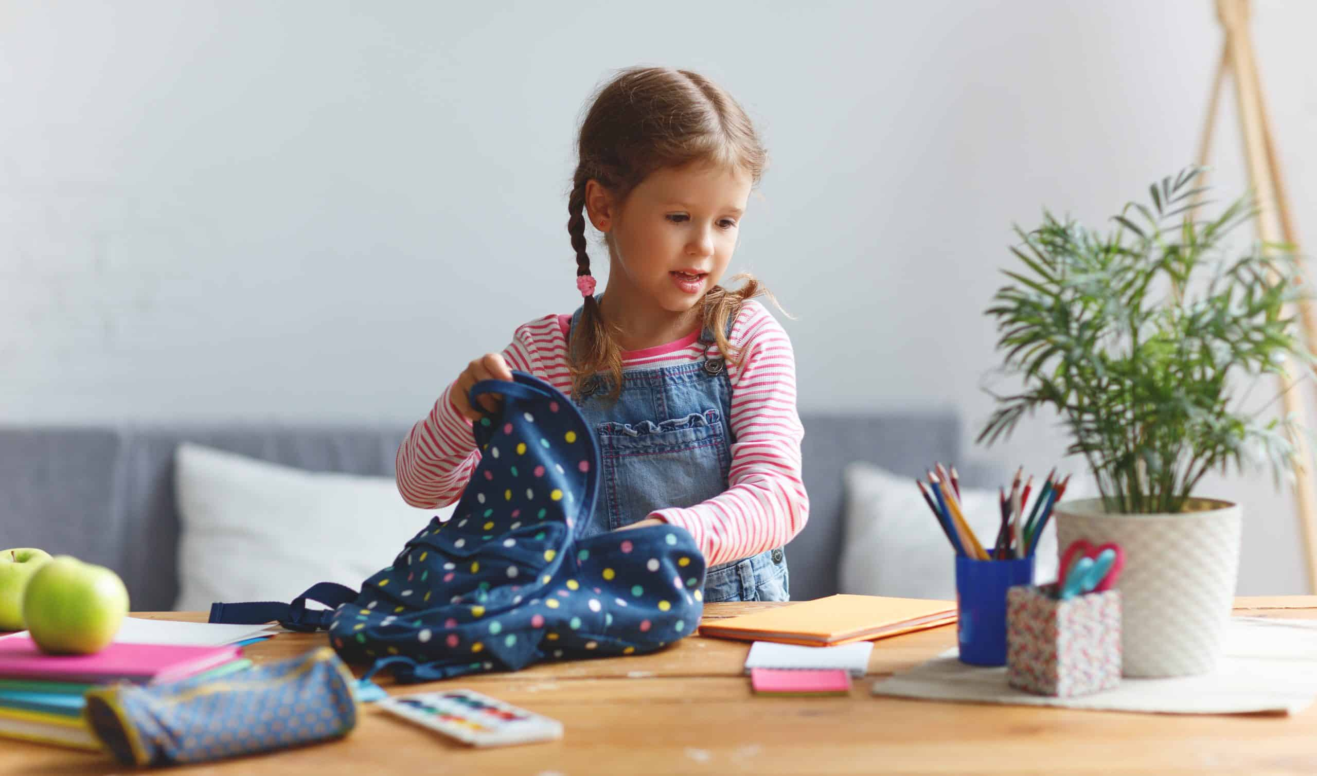 Things To Consider While Choosing School Backpack For Kids