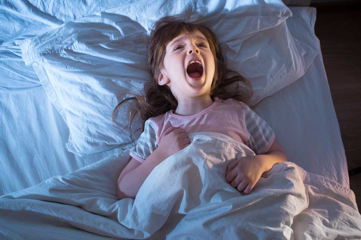 What Causes Your Little Ones to Have Nightmares