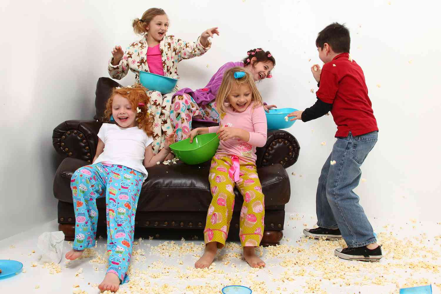 How To Calm Down Kids After A Great Party