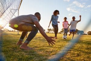 How to Keep Your Kids Active During School Holidays