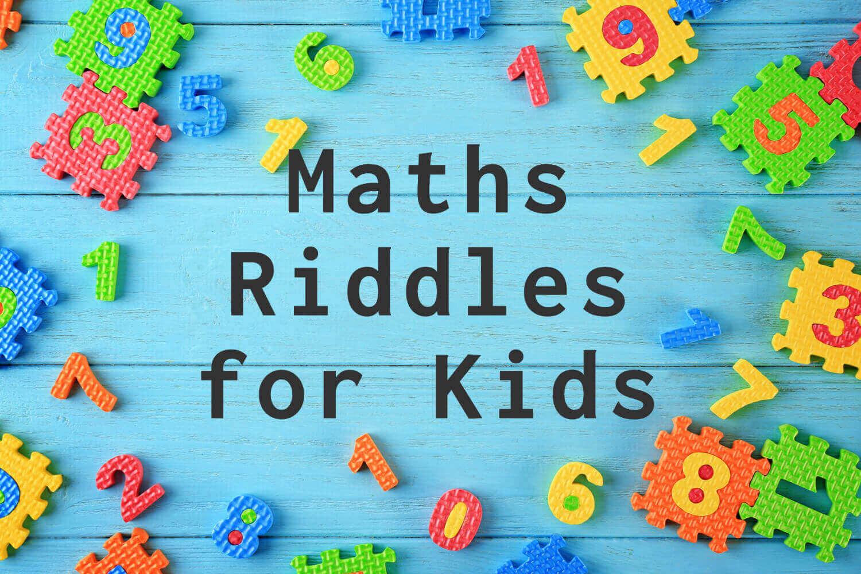 maths riddle