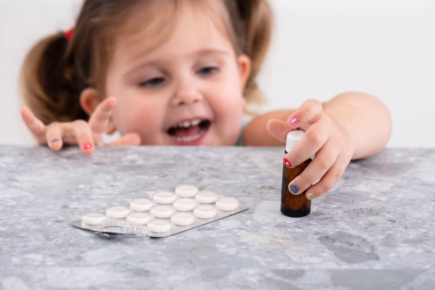 Child Safety – Store and Use Medicines Safely