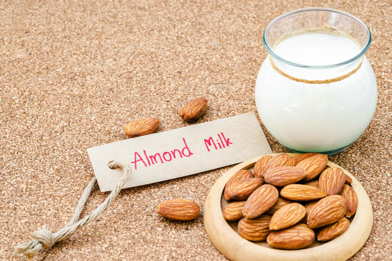 almond milk during pregnancy