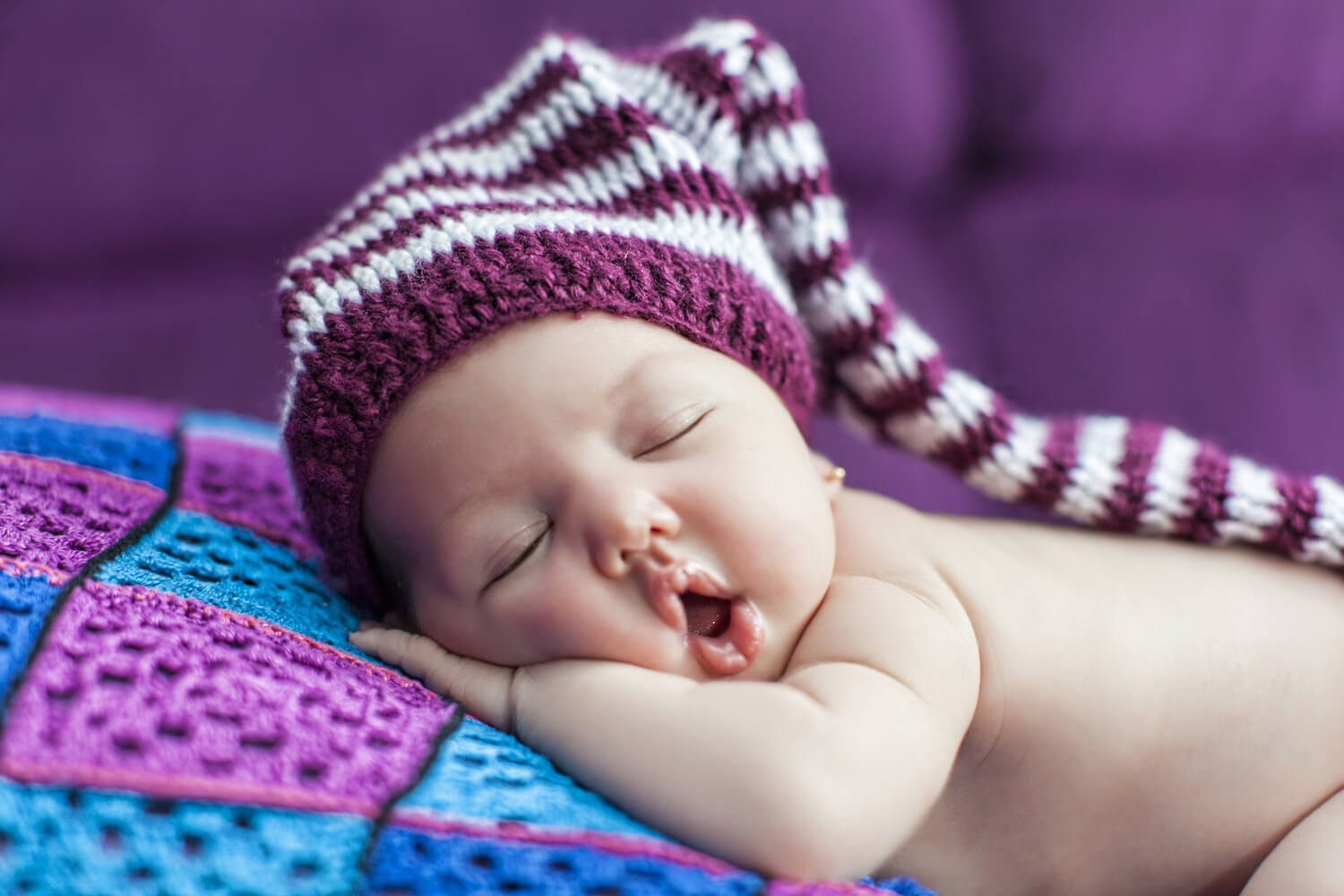 Baby Sleep Noises – Types, Causes and Tips to Reduce