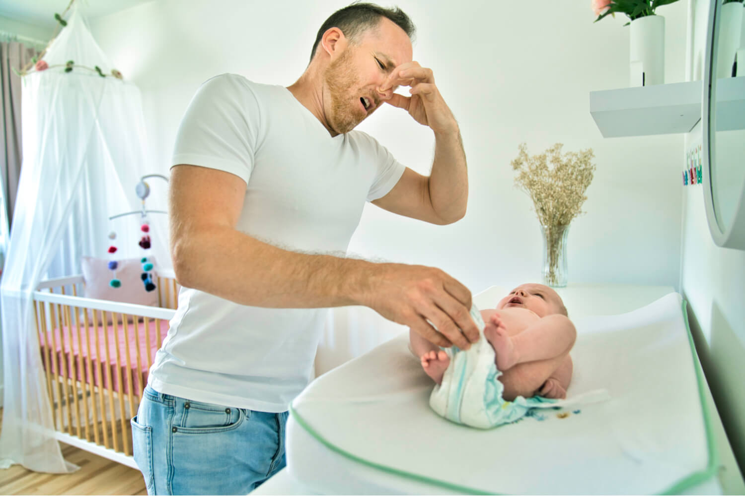 Watery Stool in Babies – Causes And Treatment